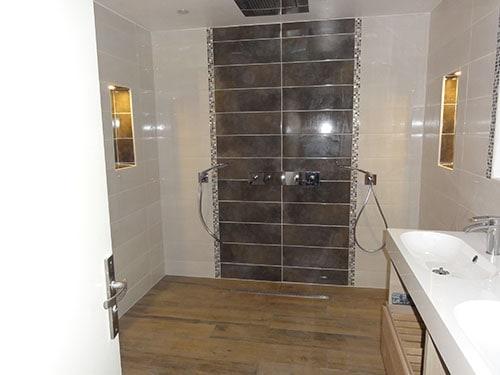 Salle de douche – Présence Habitat Rénovation – Rénovation tous corps d'état Le Havre