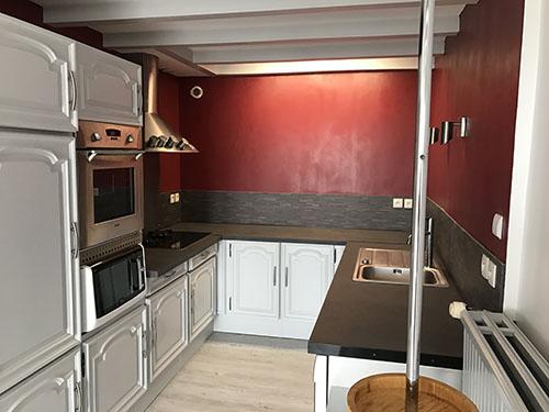 Cuisine – Présence Habitat Rénovation – Rénovation tous corps d'état Le Havre